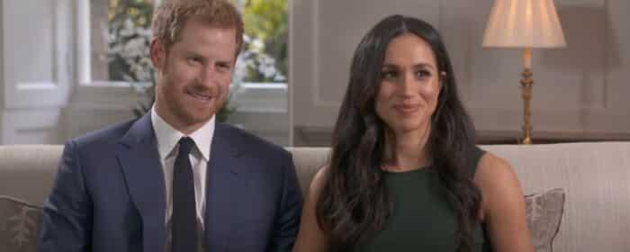 Meghan et Harry en interview