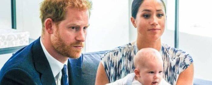 Meghan Markle et Harry achètent 100 bonnets pour leur fils Archie !