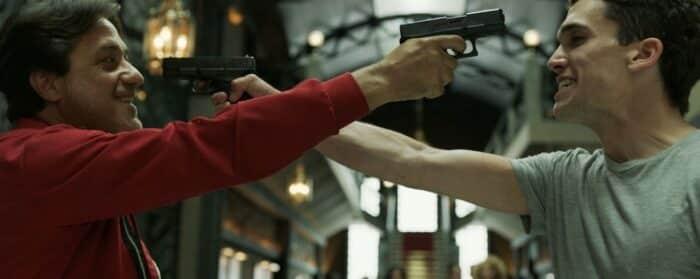 Netflix met en scène Arturo de la Casa de Papel pour résumer 2020 !