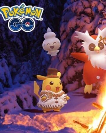 Pokémon Go: Noël débarque dans le jeu et le type Glace mis à l'honneur !