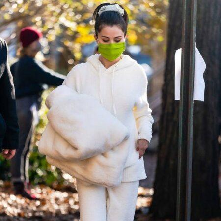 Selena Gomez: ce look hivernal et décontracté qui lui va si bien !