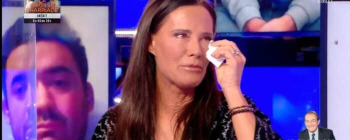 TPMP: Nathalie Marquay fond en larmes en direct sur C8 !
