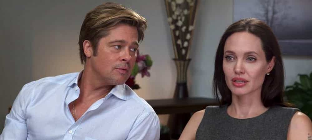 Angelina Jolie amoureuse de Brad Pitt sur le tournage de Mr. & Mrs. Smith ?