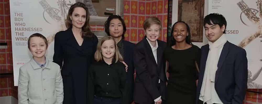 Angelina Jolie- pourquoi fait-elle autant de shopping avec ses enfants ?
