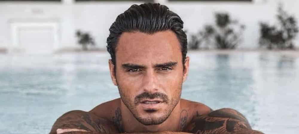 Benjamin Samat ultra sexy torse nu pour enflammer la Toile !