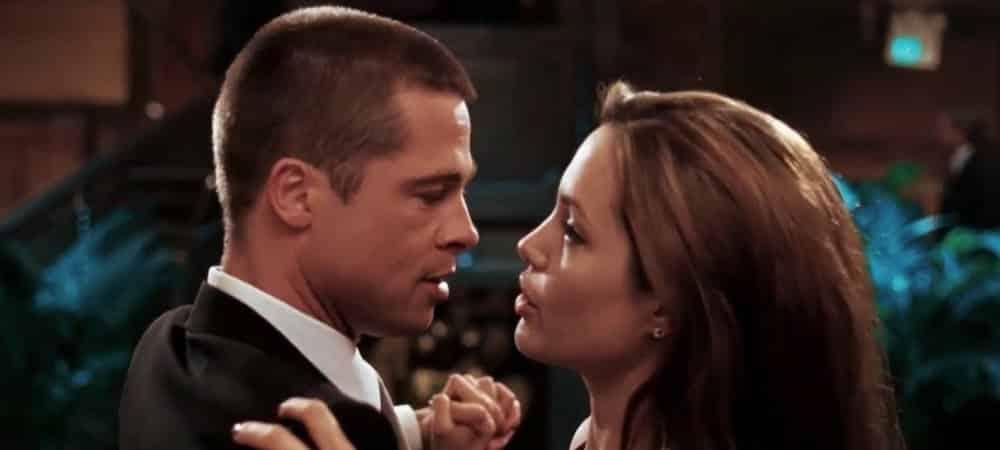 Brad Pitt: son champagne Miraval dans un film documentaire à Cannes