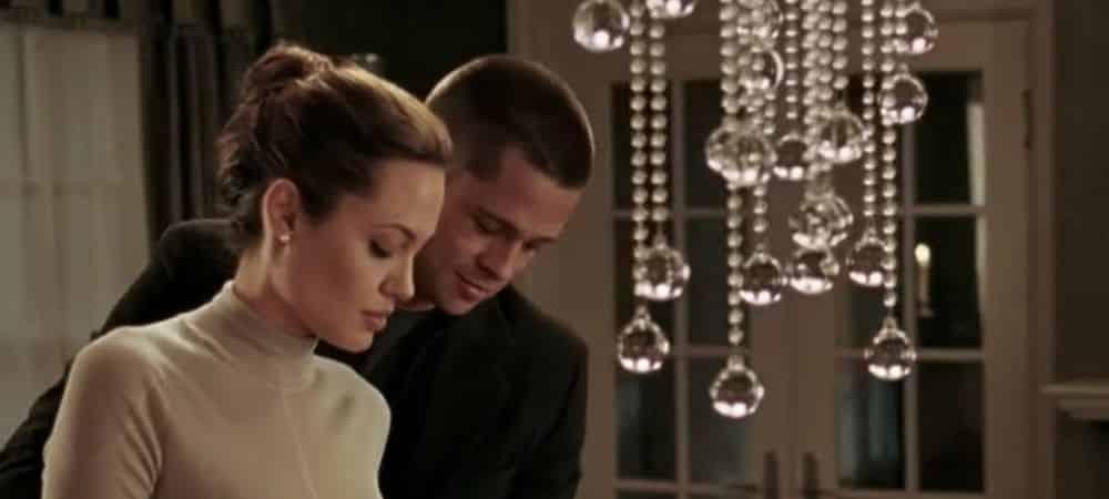 Brad Pitt: comment il s'est rapproché d'Angelina Jolie dans Mr & Mrs Smith ?