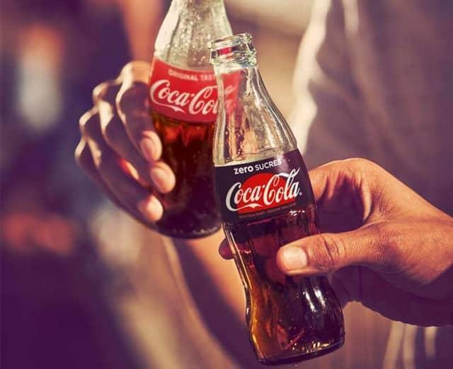 Coca-Cola lance une nouvelle boisson avec un goût insolite !