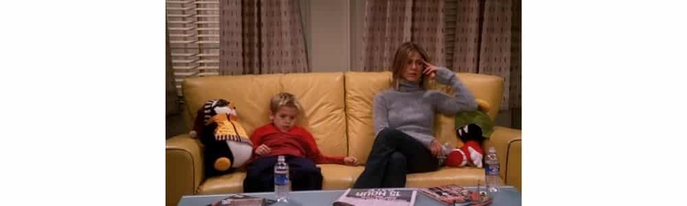 Cole Sprouse a eu un gros crush pour Jennifer Aniston dans Friends !