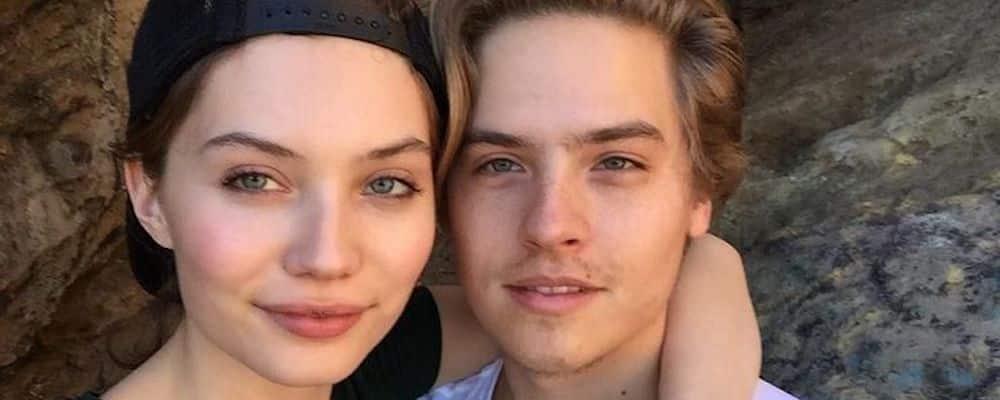 Cole Sprouse- son frère Dylan toujours en couple avec Dayna Frazer 1400