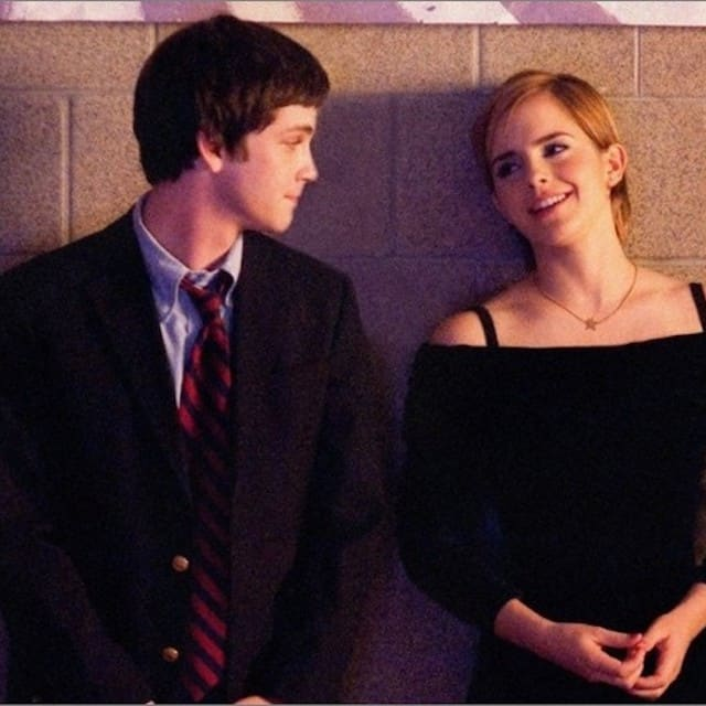 Emma Watson (Harry Potter): cet acteur qu'elle a adoré embrasser !