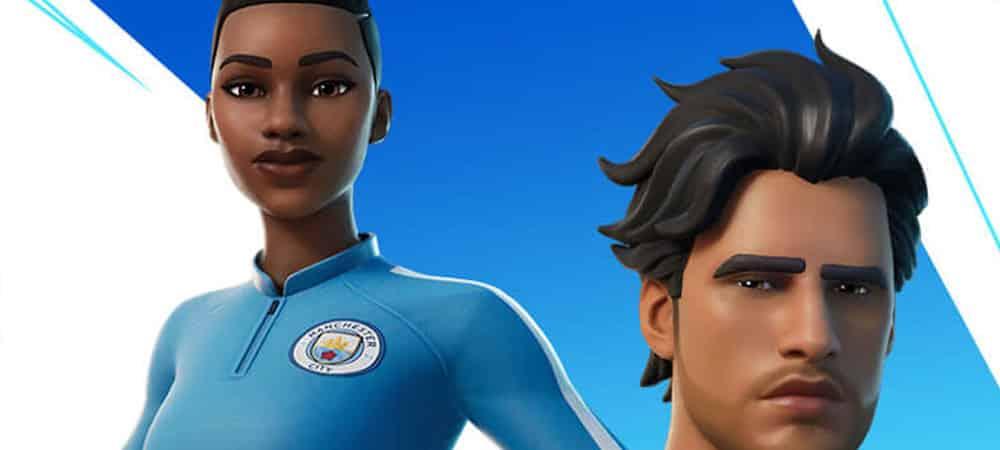 Fortnite: le monde du football s'invite dans le célèbre jeu vidéo !