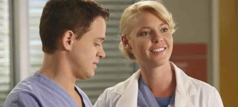 Grey's Anatomy: George et Izzie parmi les couples tv les plus détestés !