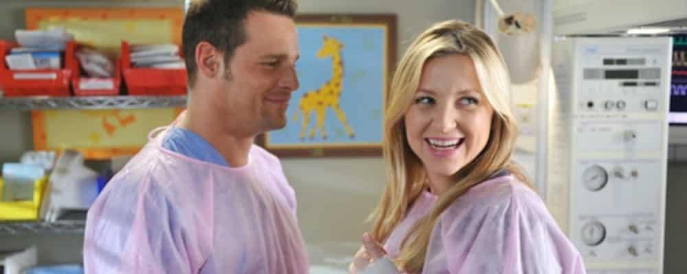 Grey's Anatomy: Jessica Capshaw aurait pu interpréter une infirmière !