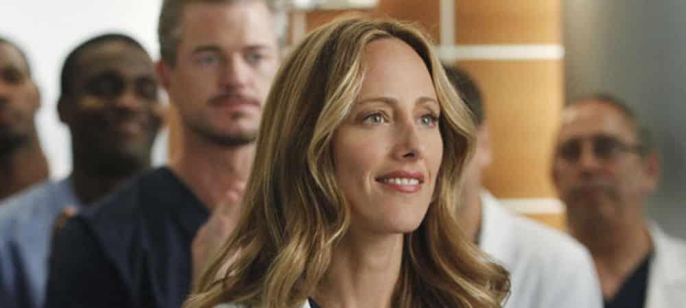 Grey's Anatomy saison 17: Kim Raver pas fan de l'intrigue autour de Teddy !