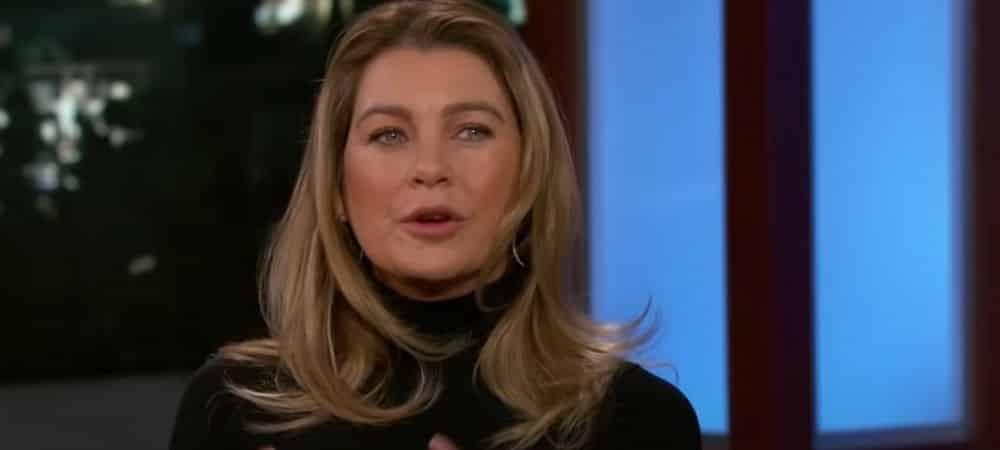 Grey's Anatomy: Ellen Pompeo canon en jupe dans les rues de New York !