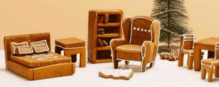 Ikea propose de réaliser sa maison en miniature et en pain d'épices !