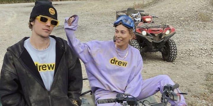 Justin Bieber- son nouvel an tout en simplicité avec sa chérie Hailey Baldwin 720