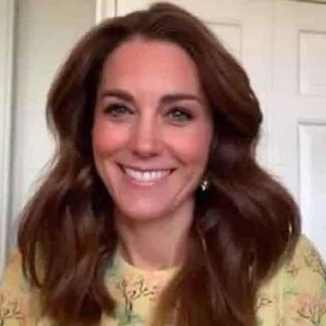 Kate Middleton prend soin de la Reine Elizabeth en période de Covid
