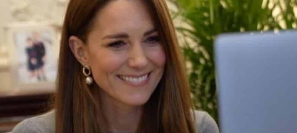 Kate Middleton très complice avec William en public !