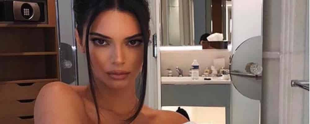 Kendall Jenner dévoile son secret pour une peau sans acné !