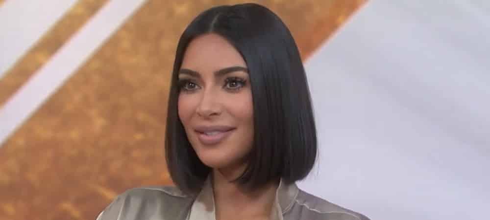 Kim Kardashian prête à sortir avec Van Jones pour sa carrière1000