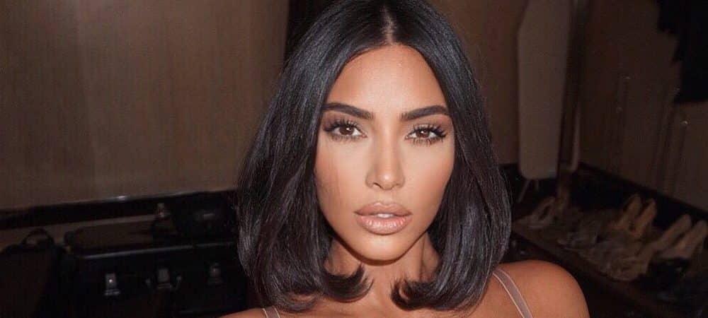 Kim Kardashian- ses enfants osent fracasser ses box KKW Fragrance 1000