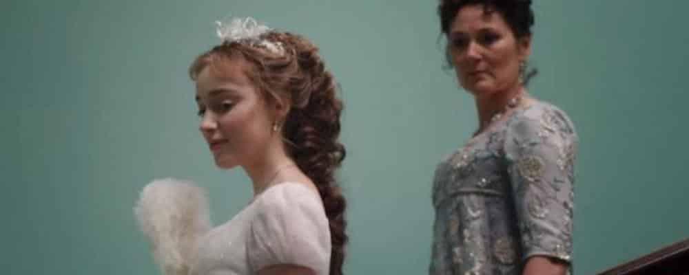 La chronique des Bridgerton (Netflix): cette scène que Phoebe Dynevor a détesté faire !