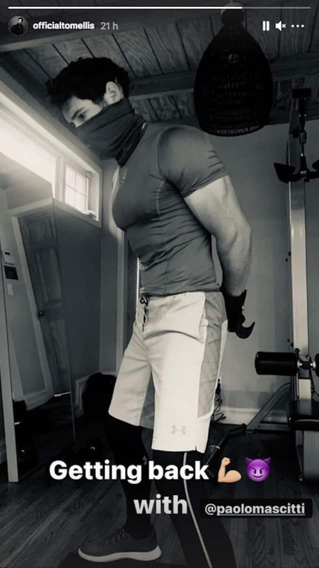 Lucifer: Tom Ellis dévoile son impressionnante musculature sur la Toile !