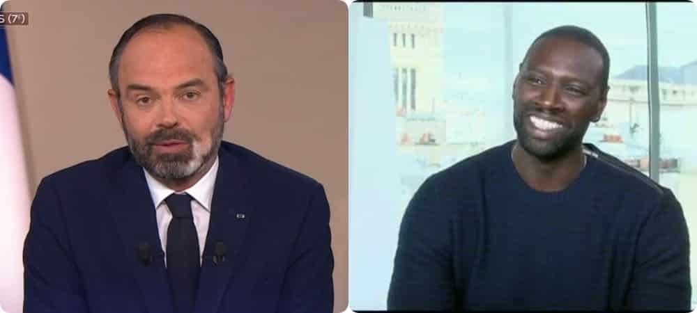 Lupin (Netflix): Edouard Philippe répond cash à une réplique d'Omar Sy !