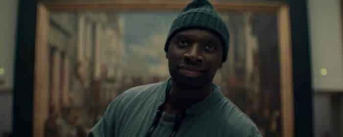 Lupin (Netflix): la scène du cambriolage vraiment tournée au Louvre ?