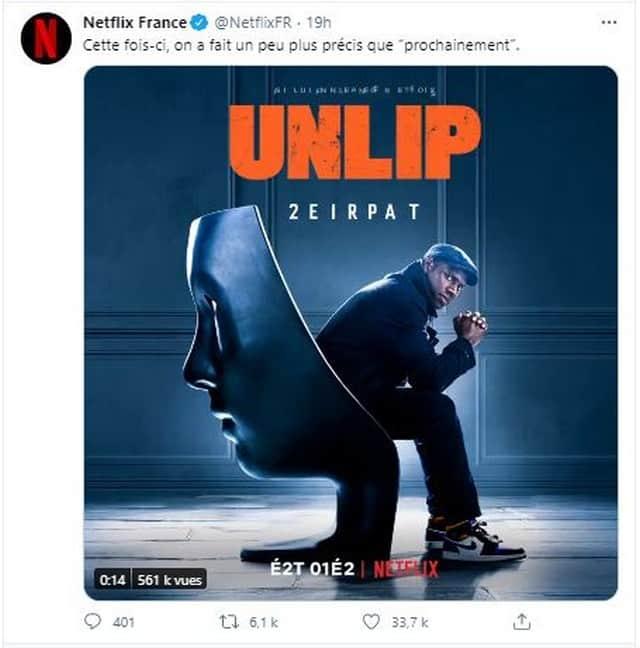 Lupin saison 2: Netflix annonce enfin la date de diffusion !