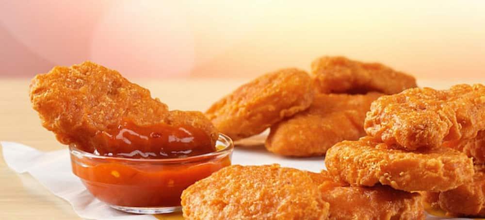 McDonald's fait plaisir à ses fans avec le retour des McNuggets épicés !