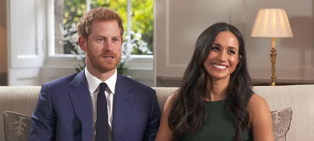 Meghan Markle et Harry seraient cousins éloignés remontant à 100 ans ?