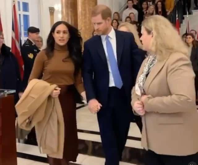 Meghan Markle: Harry défend sa femme et Archie contre les critiques !