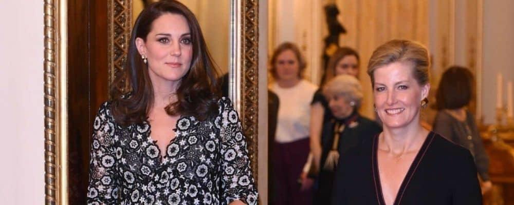 Meghan Markle qui va prendre ses fonctions dans la famille royale