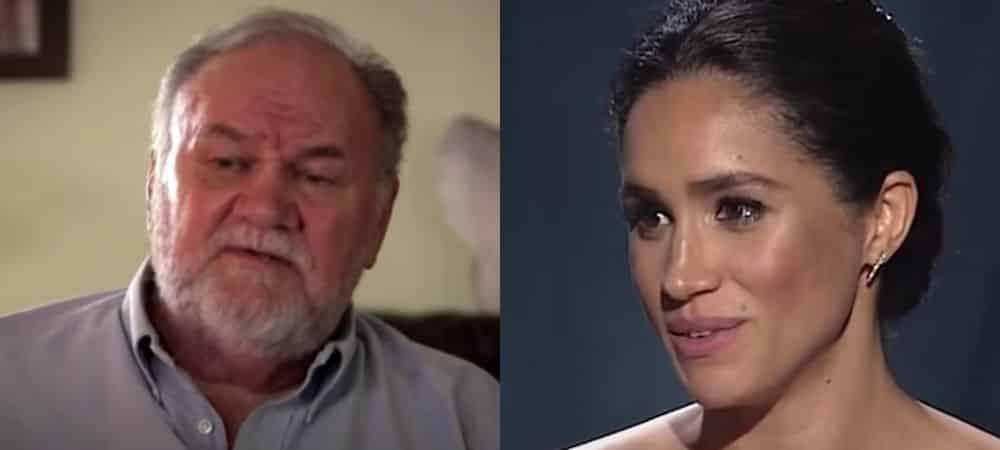 Meghan Markle: son père Thomas Markle pas prêt à lui pardonner !