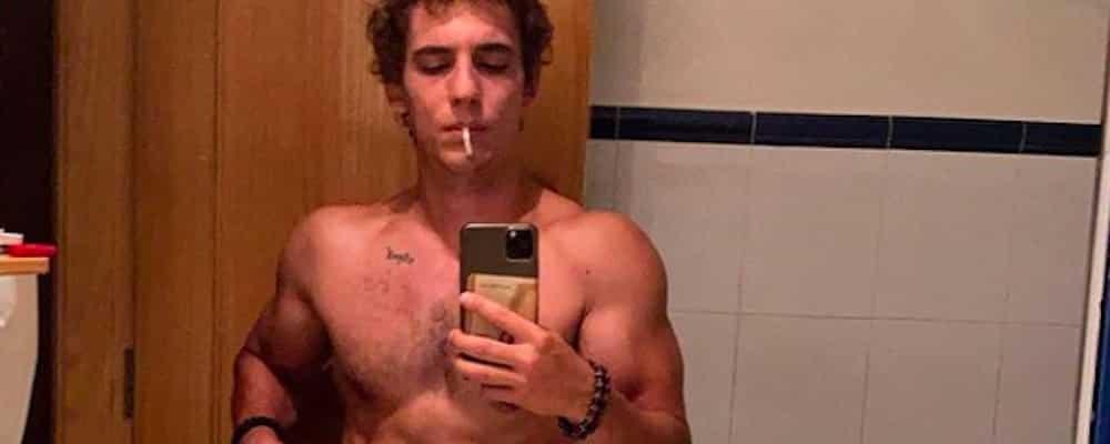 Miguel Herrán (La Casa de Papel) ne supporte pas son physique !