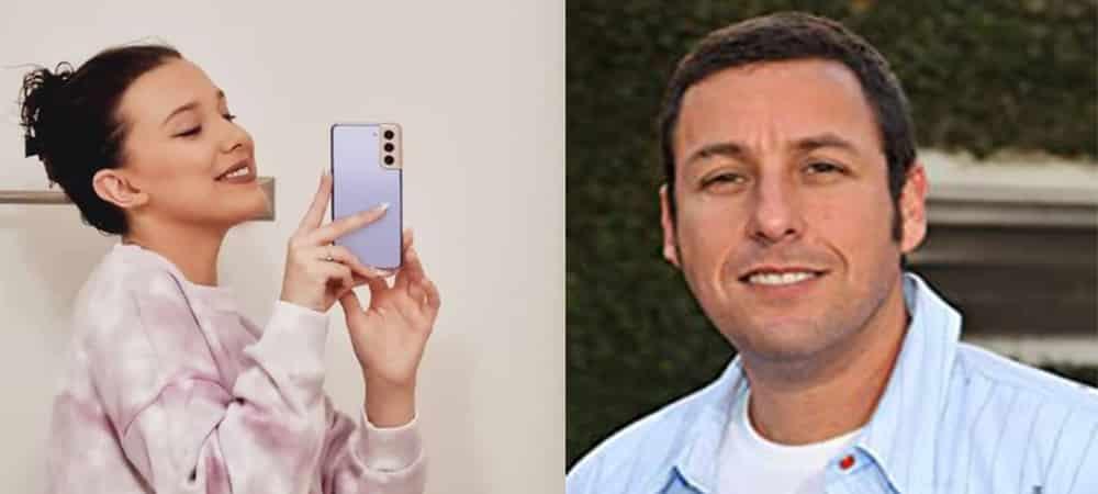 Millie Bobby Brown: Adam Sandler rêve de faire un film avec elle !