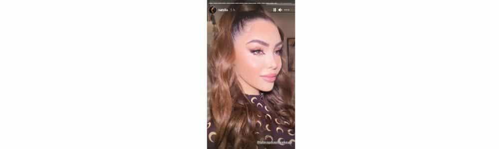 Nabilla éblouit ses fans avec ses jolis yeux de biche sur Instagram !