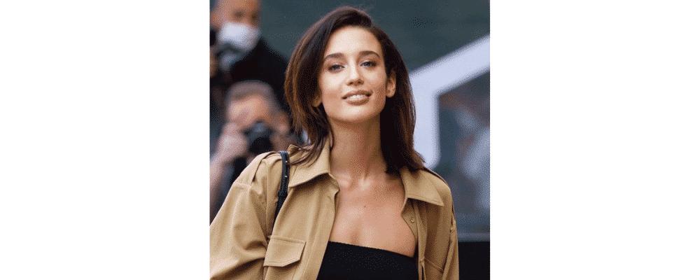 María Pedraza: son joli sourire fait chavirer le coeur des internautes !