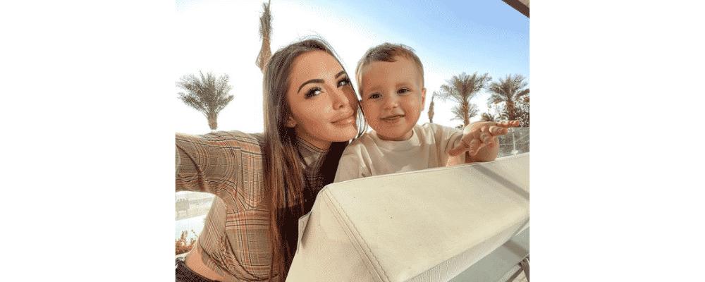 Nabilla publie une adorable photo avec son fils Milann sur Instagram !