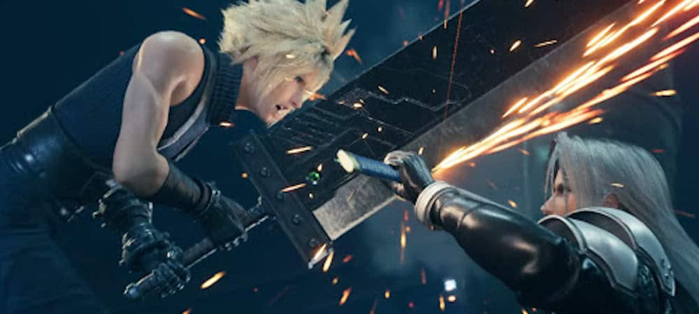 PS5: la sortie de Final Fantasy 7 Remake se précise un peu plus !