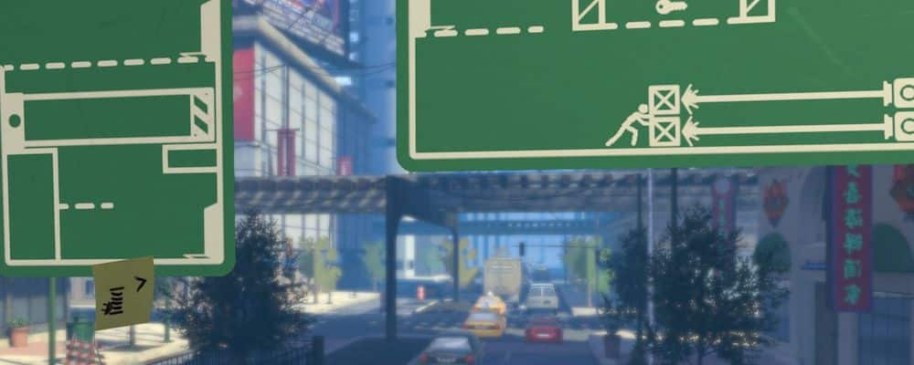 PS5: le jeu vidéo The Pedestrian débarque ce mois-ci sur la console !