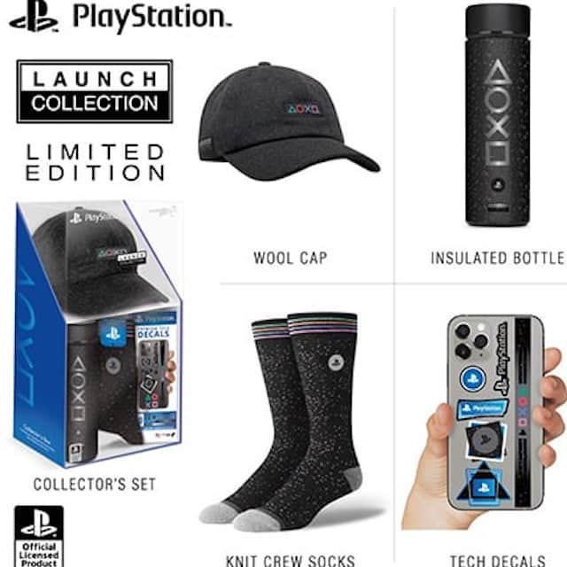 PS5: Sony sort la Playstation Launch Collection Bundle !
