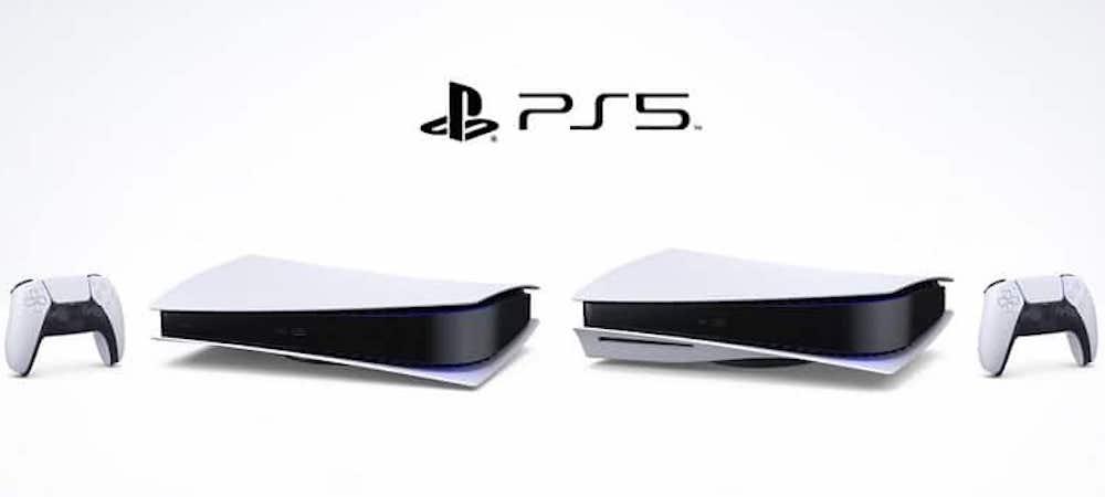 PS5- une jeune femme nargue des Parisiens avec des nouvelles consoles 1000
