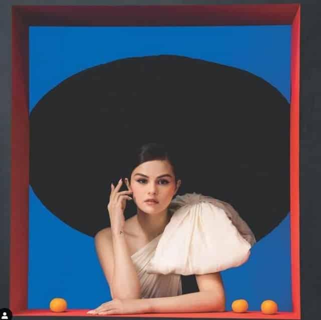 Selena Gomez surprend ses fans avec la pochette de son nouvel album ?