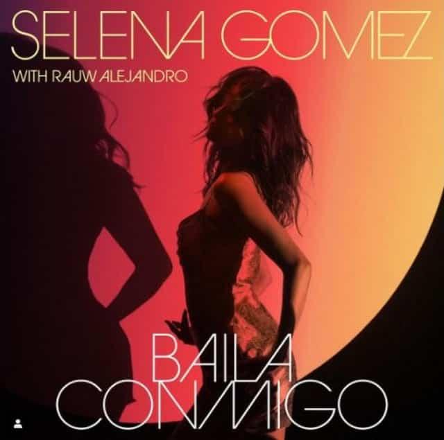 """Selena Gomez tease un nouveau son """"Baila Conmigo """" sur Instagram !"""