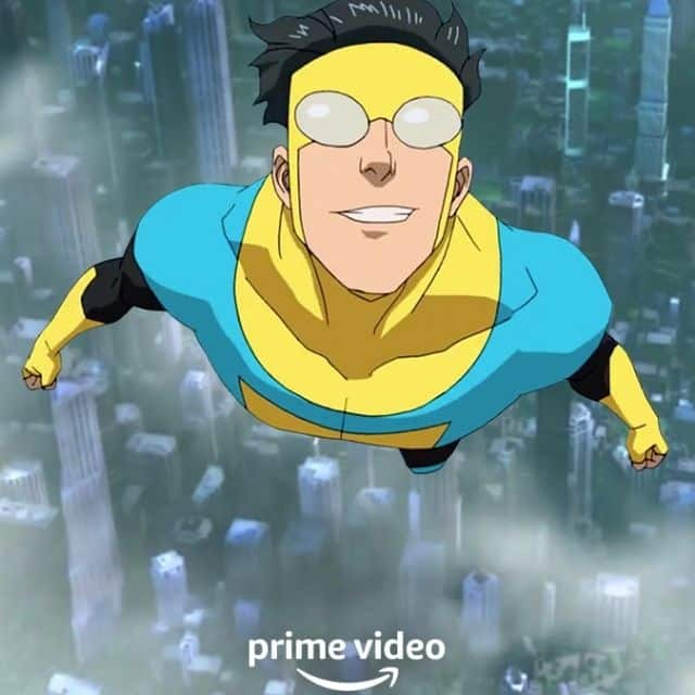 Amazon Prime: le comics «Invincible» arrive enfin en version animée !