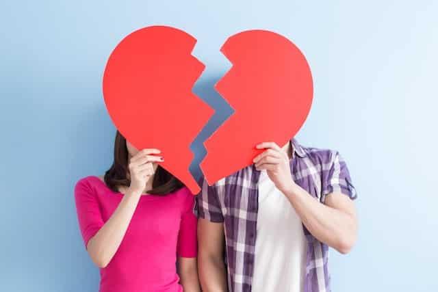 Amour: ces conseils pour bien réussir sa rupture amoureuse !
